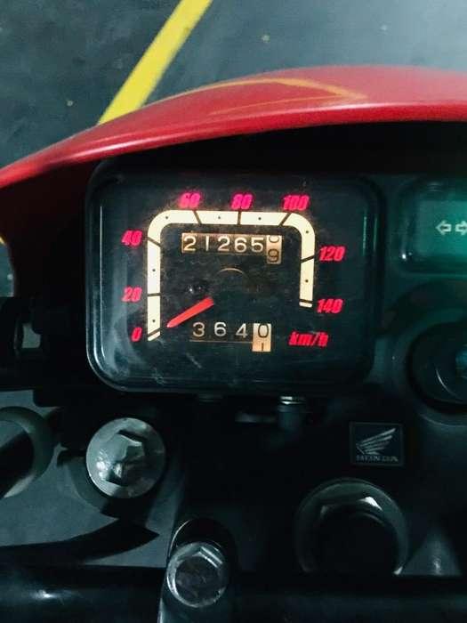 Honda Xr 125L 2014 Motor Nuevo