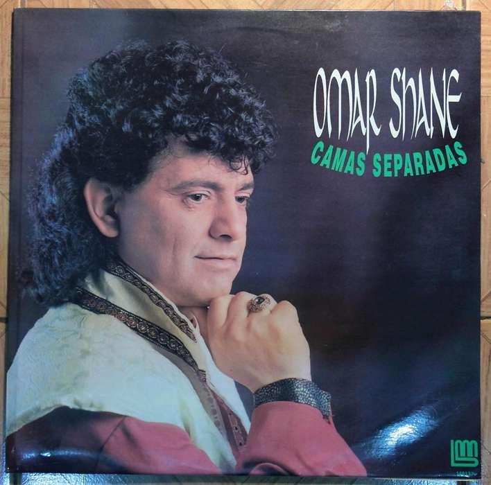 disco vinilo OmarShane camas separadas