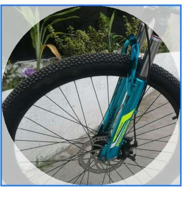 Bicicleta Como Nueva