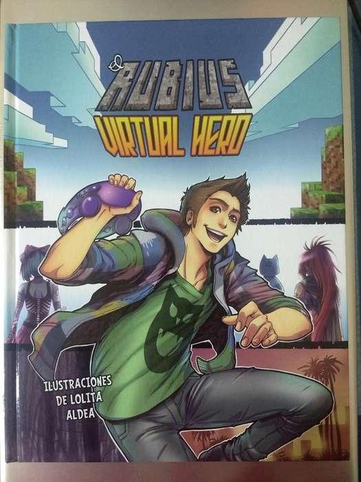 El Rubius: Virtual Hero