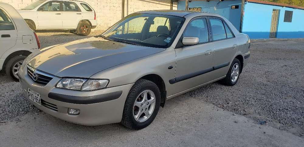 <strong>mazda</strong> 626 2002 - 220000 km