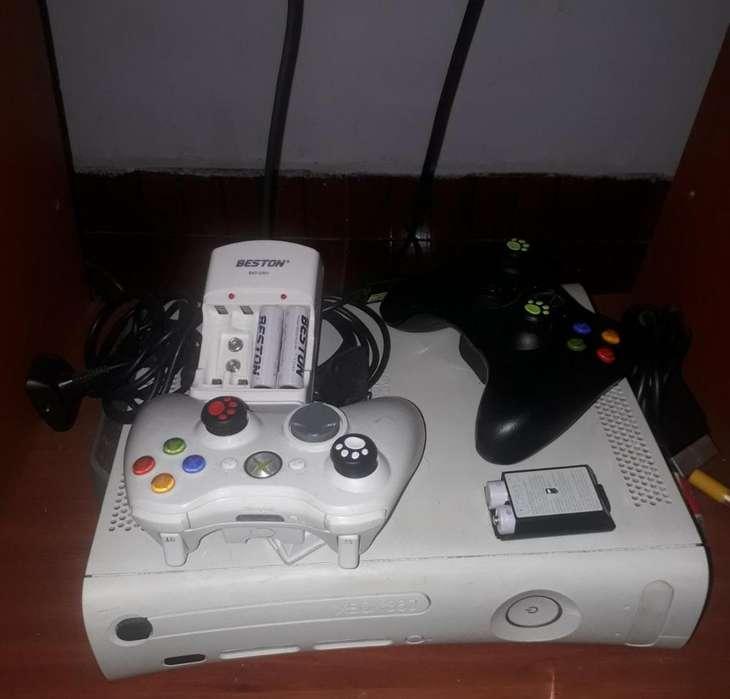 Se Vende Xbox 360 con Chio Rgh
