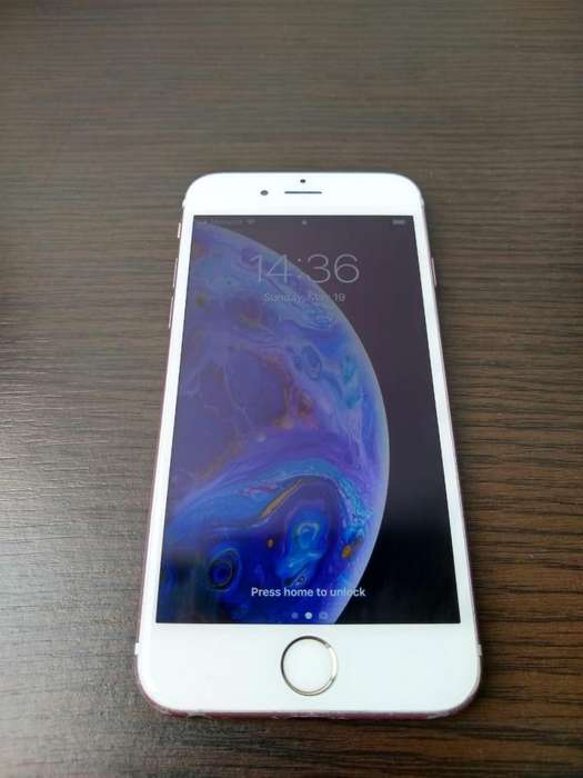iPhone 6S 16Gb Libre de Todo