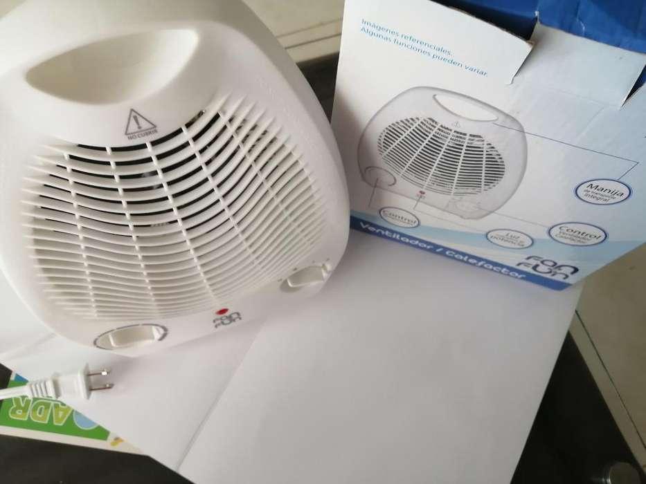 Ventilador Portátil /calefactor