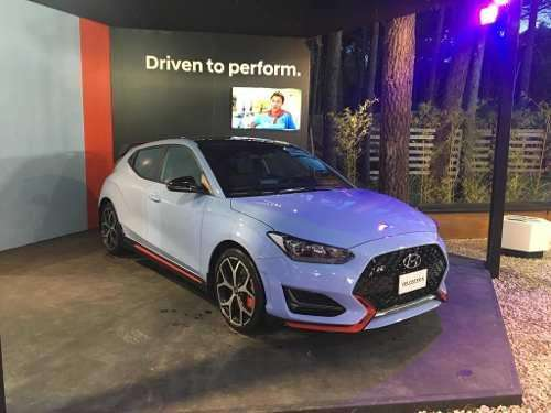 <strong>hyundai</strong> Veloster 2019 - 0 km