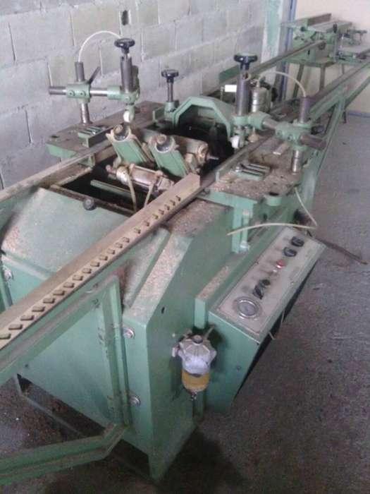 Maquina Para Carpintería Romanillera