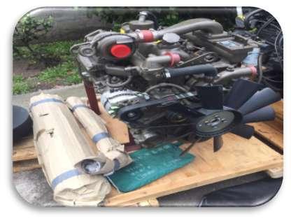 Motor Yuchai a Diesel