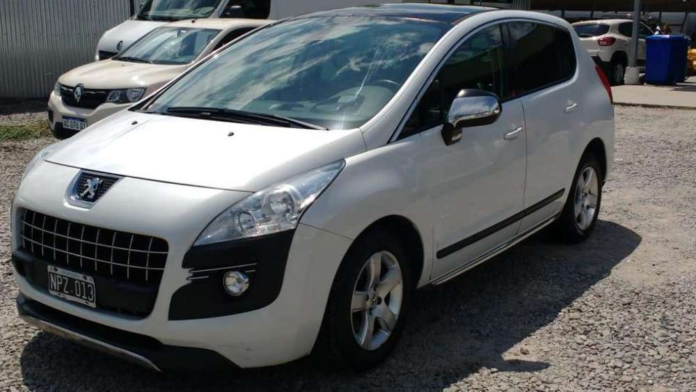 Peugeot 3008 2014 - 72651 km