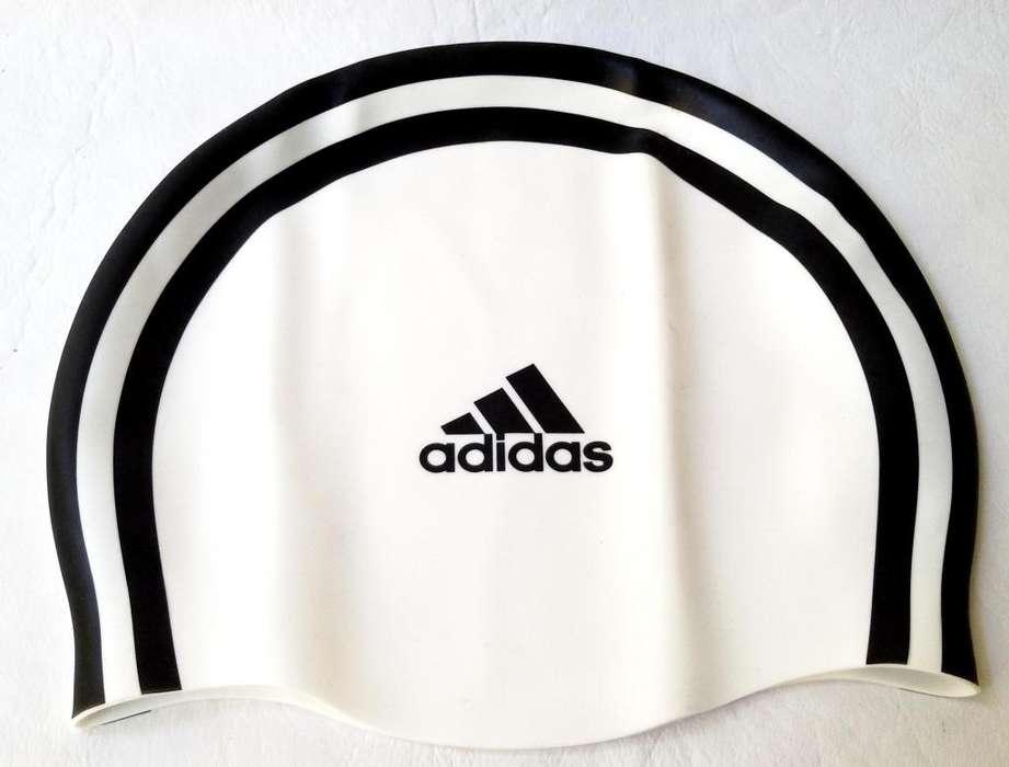 Gorra de natación Adidas para hombres