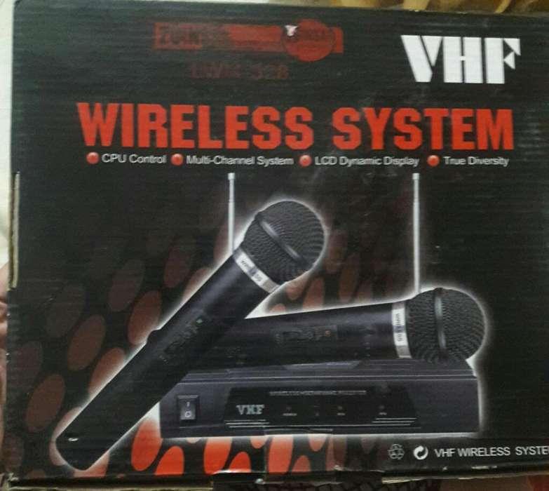 Se Venden Microfonos