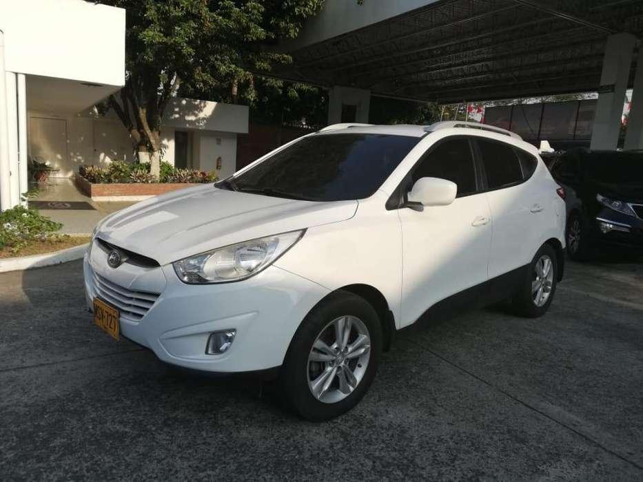 Hyundai Tucson ix-35 2013 - 78102 km