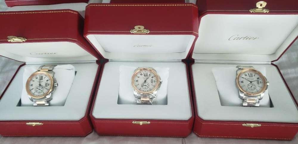 Cartier Calibre Nuevo