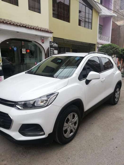 Chevrolet Tracker 2017 - 18000 km