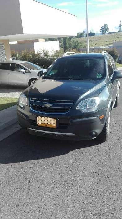 Chevrolet Captiva 2015 - 112000 km