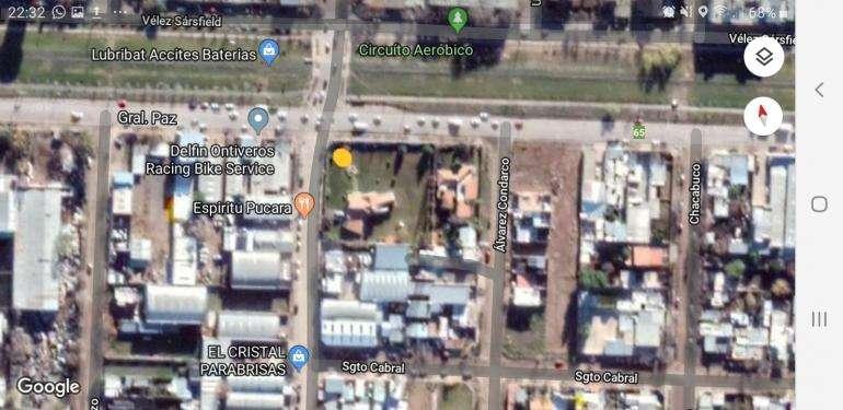 Rio Negro, Cipolletti, Venta casa en dos lotes, Barrio Santa Clara (3000 m2)