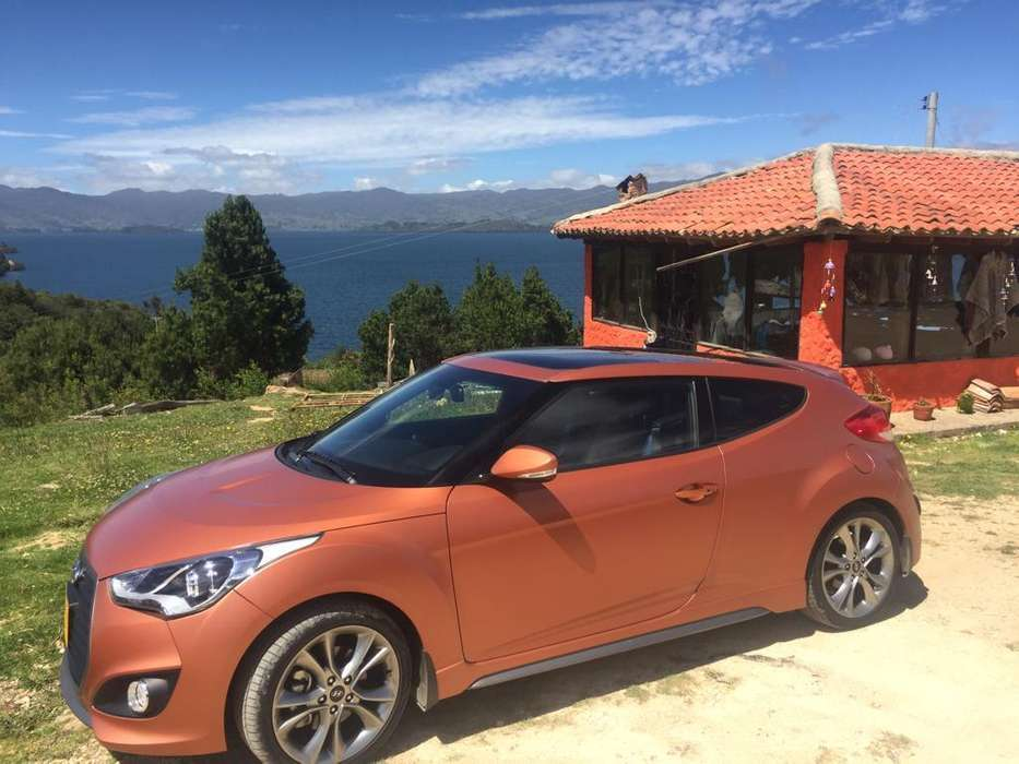 <strong>hyundai</strong> Veloster 2017 - 4000 km