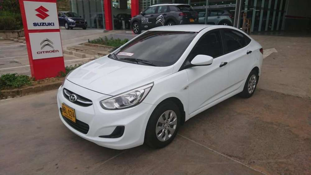 <strong>hyundai</strong> Accent 2017 - 40000 km