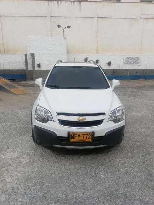 Chevrolet Captiva 2012 - 69000 km