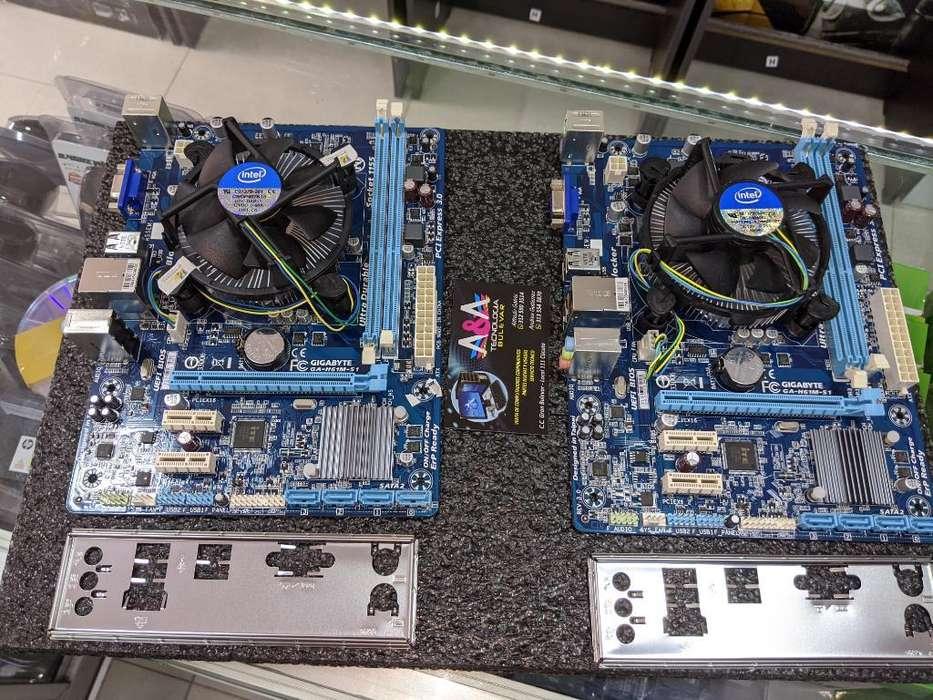 Board Nuevas H61 Gigabyte