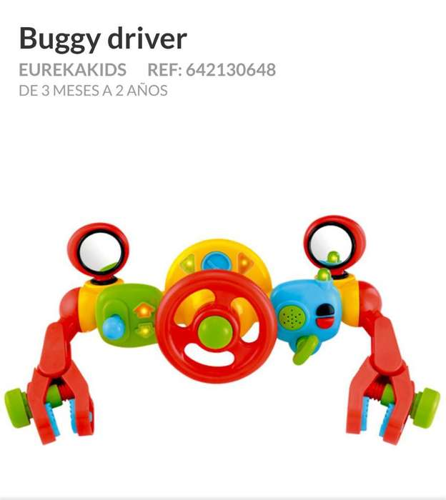 Buggy Driver