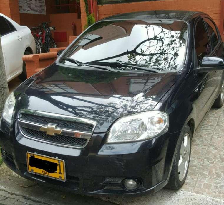 Chevrolet Aveo 2009 - 85100 km