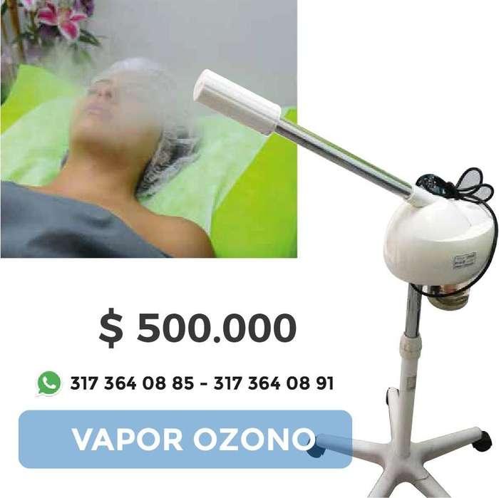 VENTA DE VAPOR OZONO DE SEGUNDA PARA SPA