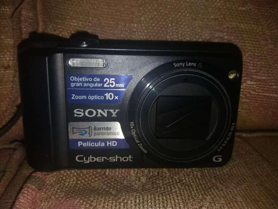 Camara <strong>digital</strong> Sony de 16.1 Mega Pixeles
