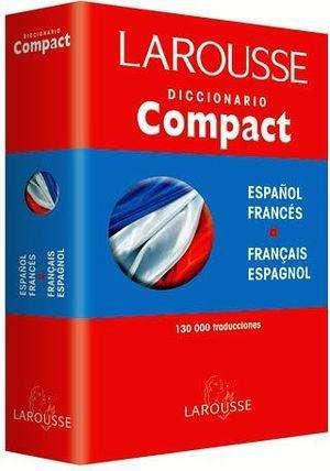 Diccionario Compact - Larousse Francés Español
