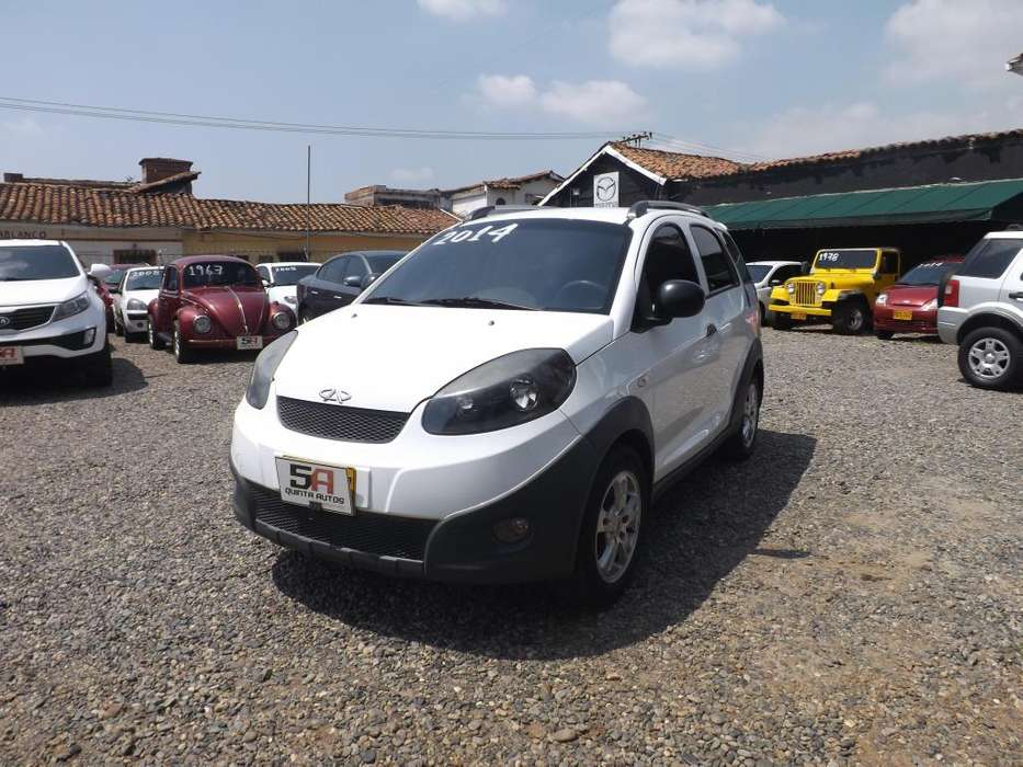 <strong>chery</strong> Xcross 2014 - 62200 km