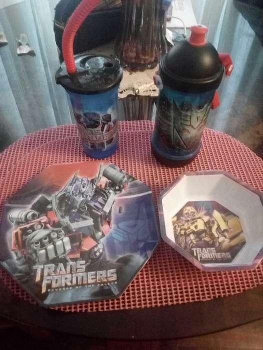 Transformers Pack Souvenirs