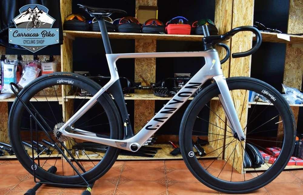 Marco O Bicicleta de Ruta en Carbono
