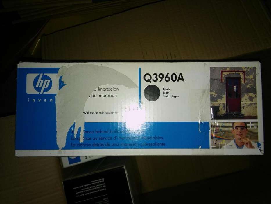 Toner HP para impresora 2820/2840