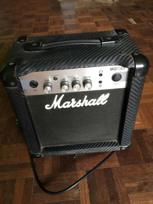 Amplificador Marshall Mg10Cf