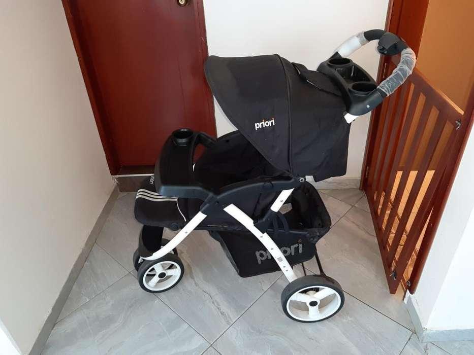 Coche Priori para Bebés, con Silla