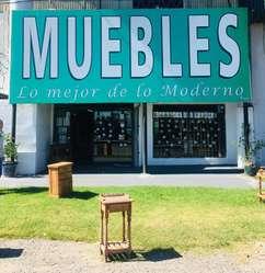 MESA DE LIVING EXAGONAL 0.70 MT DE ALGARROBO MACIZO CON VIDRIOS