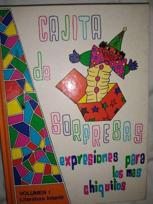 CAJITA DE SORPRESAS T1- Expresiones para los mas chiquitos
