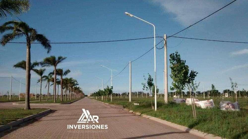 VENDO YA! <strong>terreno</strong> EN PUERTO GENERAL SAN MARTIN - ZONA CLUB HOUSE