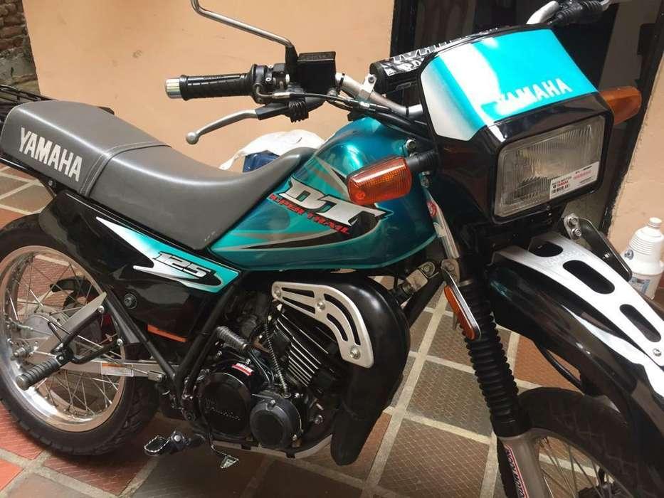 Yamaha Dt 125cc Special