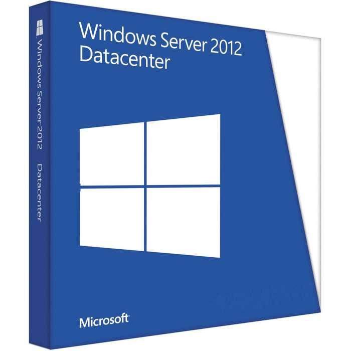 Windows Server 2012 R2 Datacenter Cal Licencia Original