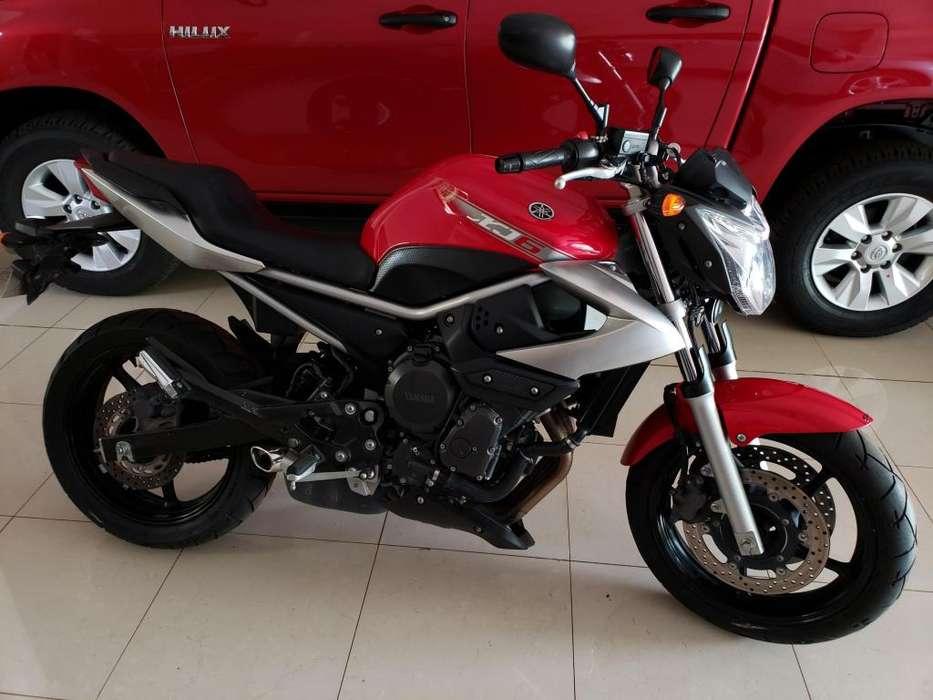 Vendo/Permuto/Financio Yamaha XJ6N Inmaculada