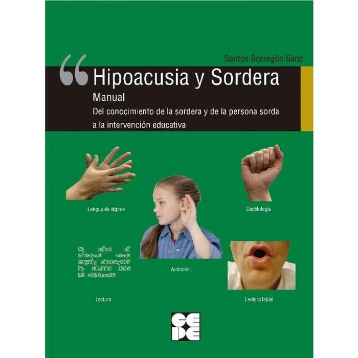 HIPOACUSIA Y SORDERA