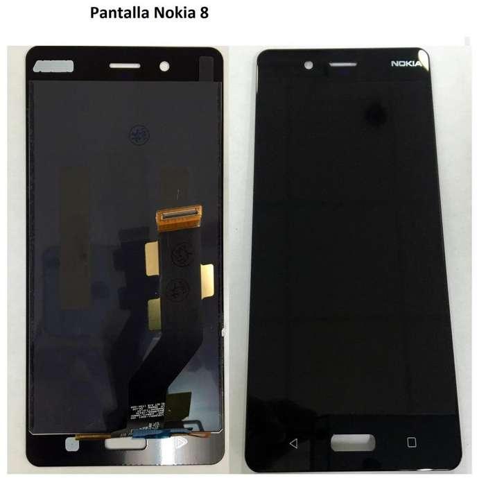 Pantalla Display Tactil <strong>nokia</strong> 3.1 5.1 6.1 7.1 8.1 Nuevo <strong>nokia</strong> 3 5 6 7 8