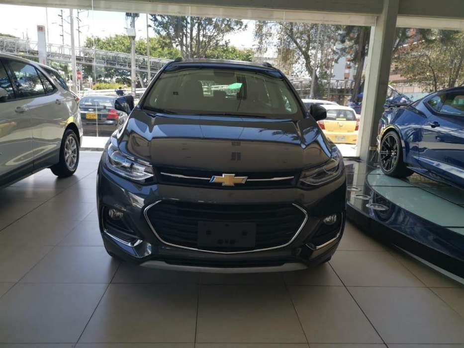 Chevrolet Tracker 2019 - 0 km