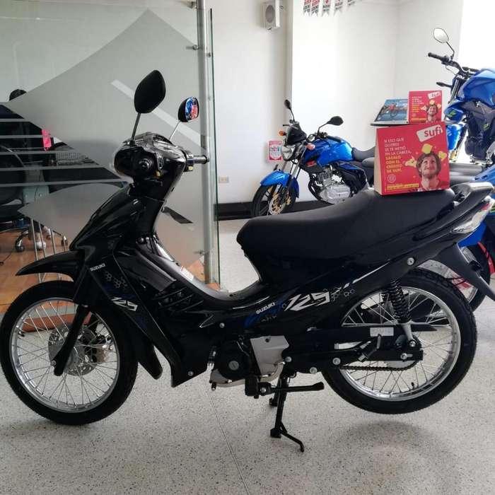 Suzuki Best125 mod 2020