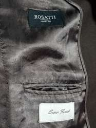 Vendo Traje Marca Rosatti Super Finish