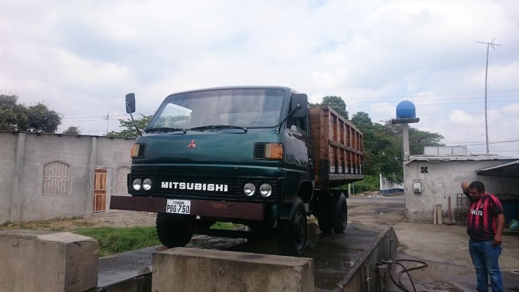 de Oportunidad Mitsubishi Cánter
