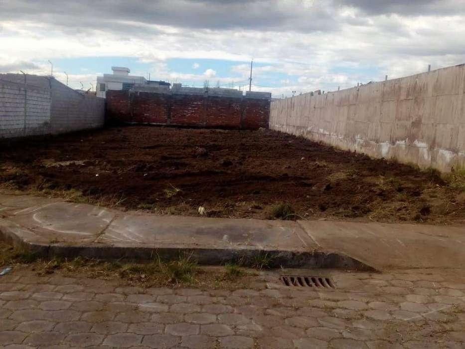 Terreno de venta en Quito sector Sangolqui 489mt2