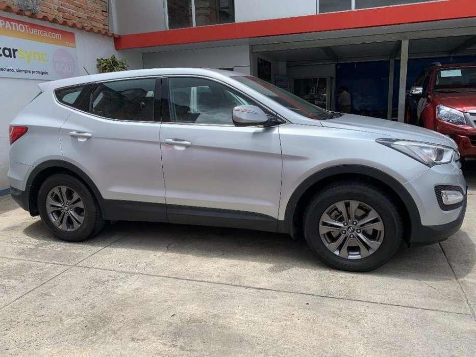 Hyundai Santa Fe 2013 - 126699 km