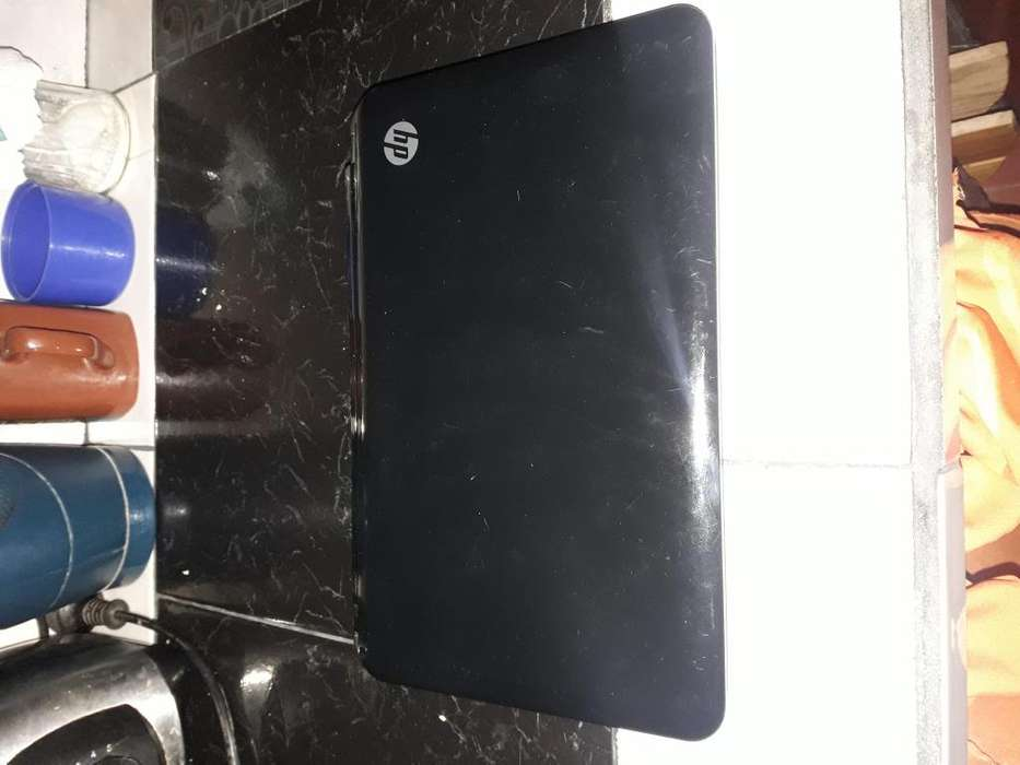 Vendo notebook hp usada sin detalles