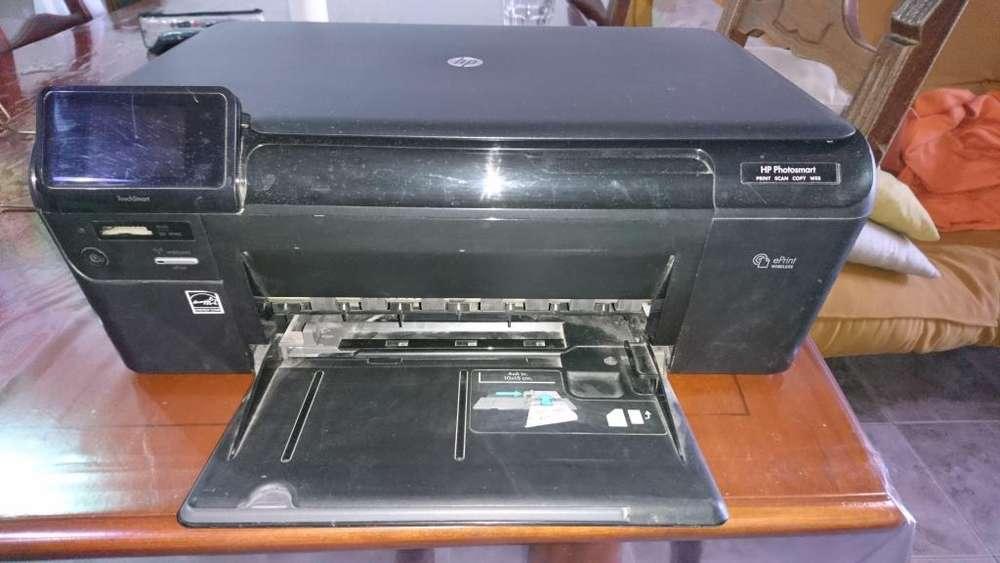 Impresora Hp Photosmart All In One D110